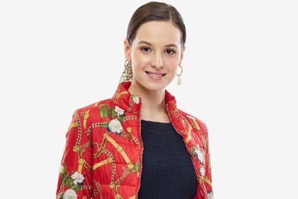 Химчистка женской куртки в Москве