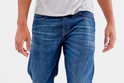Химчистка мужских джинс в Москве